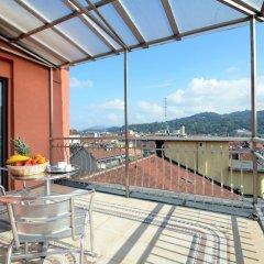 Hotel Plaza Torino балкон