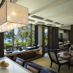 Отель Rosewood Phuket 5* Коттедж с различными типами кроватей фото 3