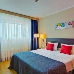 Гостиница Севастополь Модерн 3* Стандартный семейный номер двуспальная кровать фото 2