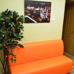 Апельсин Хостел на Чистопольской Казань интерьер отеля фото 2