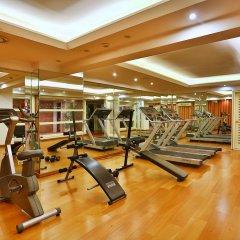 Hotel Mosaic фитнесс-зал