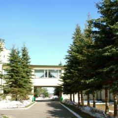 Гостиница Emmaus Volga Club парковка