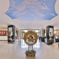 Prestige Hotel and Aquapark интерьер отеля