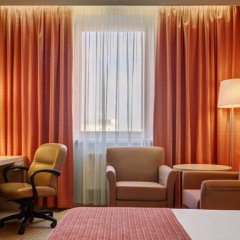 Гостиница Холидей Инн Москва Лесная 4* Представительский номер с двуспальной кроватью фото 14