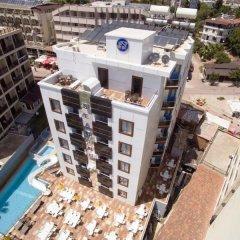 Sea Bird Hotel Турция, Алтинкум - отзывы, цены и фото номеров - забронировать отель Sea Bird Hotel онлайн балкон фото 2