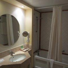 Отель Меблированные комнаты Brizal Москва ванная