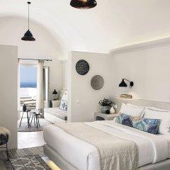Отель Santo Maris Oia, Luxury Suites & Spa 5* Полулюкс с различными типами кроватей