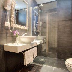 Hotel Aiglon ванная