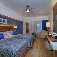 Limak Atlantis Deluxe Hotel комната для гостей фото 2