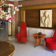 Ilyssion Hotel интерьер отеля