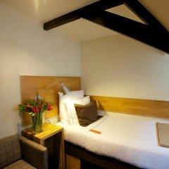 Отель Catalonia Vondel Amsterdam 4* Одноместный номер с различными типами кроватей фото 3