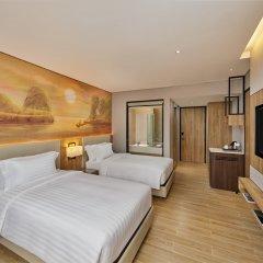 Отель Vogue Resort & Spa Ao Nang комната для гостей фото 9