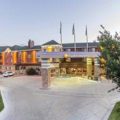Отель Comfort Inn & Suites Durango вид на фасад фото 4