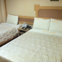 Rainbow Hotel Сеул комната для гостей фото 10