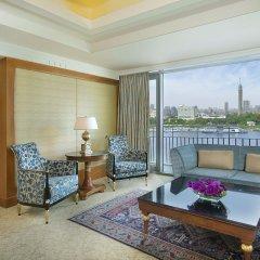 Отель The Nile Ritz-Carlton, Cairo комната для гостей