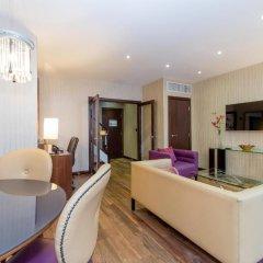 Отель Doubletree by Hilton London Marble Arch 4* Люкс-дуплекс с различными типами кроватей фото 4