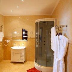 Гостиница Вилла Жемчужина в Понизовке 2 отзыва об отеле, цены и фото номеров - забронировать гостиницу Вилла Жемчужина онлайн Понизовка ванная