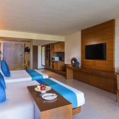 Отель Novotel Phuket Kata Avista Resort And Spa 4* Улучшенный номер 2 отдельные кровати фото 3