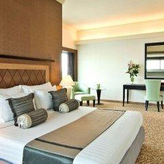 Baiyoke Sky Hotel 4* Улучшенный люкс с разными типами кроватей