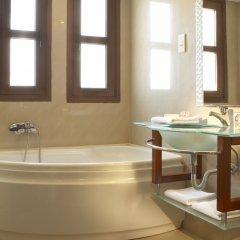 Отель Anthemus Sea Beach Hotel & Spa Греция, Ситония - 2 отзыва об отеле, цены и фото номеров - забронировать отель Anthemus Sea Beach Hotel & Spa онлайн ванная