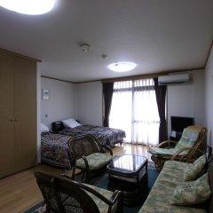 Отель Weekly Inn Minami Fukuoka Фукуока комната для гостей фото 3