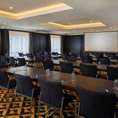Отель Hilton Vienna Plaza Вена помещение для мероприятий фото 3