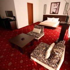 Гостиница Блюз Номер Делюкс разные типы кроватей