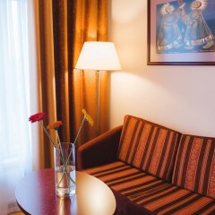 Гостиница Park Inn by Radisson Poliarnie Zori, Murmansk 3* Полулюкс разные типы кроватей фото 5