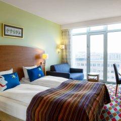 Отель Tivoli Hotel Дания, Копенгаген - 3 отзыва об отеле, цены и фото номеров - забронировать отель Tivoli Hotel онлайн комната для гостей фото 6