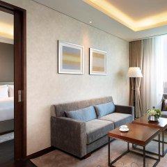 Lotte City Hotel Myeongdong 4* Улучшенный люкс с различными типами кроватей фото 2