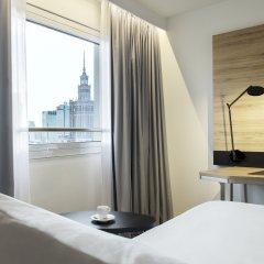 Отель Novotel Warszawa Centrum 4* Представительский номер с различными типами кроватей фото 7