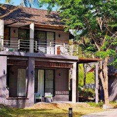 Отель Twin Lotus Resort and Spa - Adults Only вид на фасад