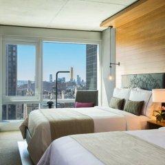 Renaissance New York Midtown Hotel 4* Стандартный номер с 2 отдельными кроватями
