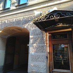 Гостиница Дель Арте вид на фасад