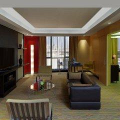 Radisson Blu Hotel, Dubai Media City 4* Представительский номер с 2 отдельными кроватями