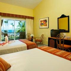 Отель Grand Sirenis Punta Cana Resort Casino & Aquagames 4* Полулюкс с различными типами кроватей