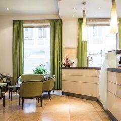 Germania Hotel интерьер отеля