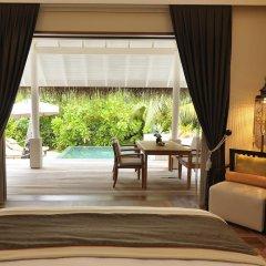 Отель Ayada Maldives 5* Вилла с различными типами кроватей фото 3