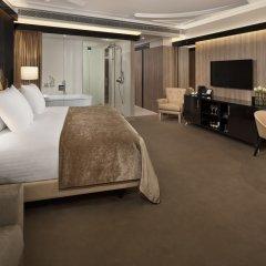 Отель Gran Melia Palacio De Los Duques 5* Номер Deluxe red level с различными типами кроватей фото 4