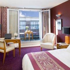 Отель Les Jardins Du Marais 4* Представительский номер фото 3