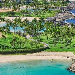 Отель Four Seasons Resort Oahu at Ko Olina 5* Номер Oceanfront с различными типами кроватей фото 3