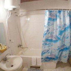 Гостиница Приморская ванная фото 2