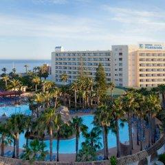 Playasol Aquapark & Spa Hotel пляж