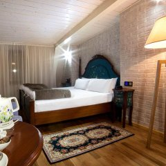 Гостиница Времена Года 4* Стандартный номер с двуспальной кроватью фото 5