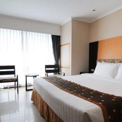 Отель Citin Pratunam Bangkok By Compass Hospitality Бангкок комната для гостей фото 3