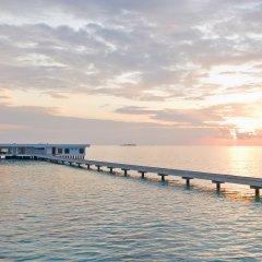 Отель Conrad Maldives Rangali Island Мальдивы, Хувахенду - 8 отзывов об отеле, цены и фото номеров - забронировать отель Conrad Maldives Rangali Island онлайн приотельная территория фото 7