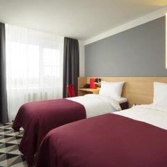 Азимут Отель Астрахань 3* Стандартный номер SMART с различными типами кроватей фото 2