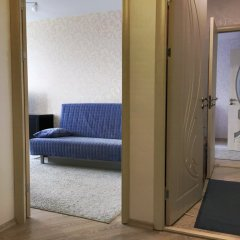 Апартаменты на Краснозвездной 35 Апартаменты с различными типами кроватей фото 5