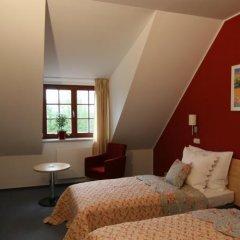 Hotel Chvalská Tvrz комната для гостей фото 2