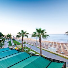 Отель Melas Holiday Village - All Inclusive пляж фото 7